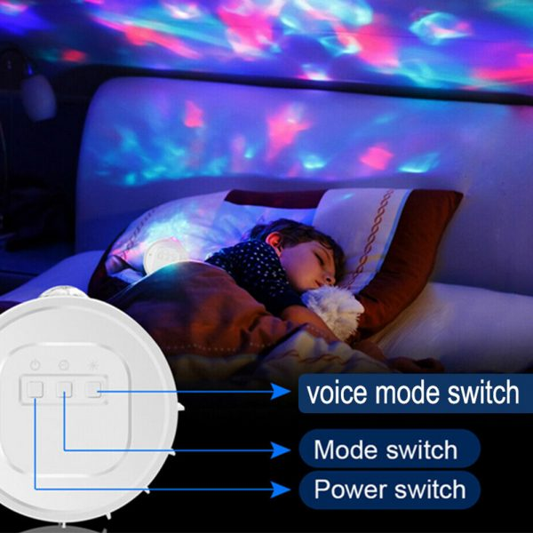 3-in-1 Nebula Moon and Starry Night Sky LED Light Projector_13