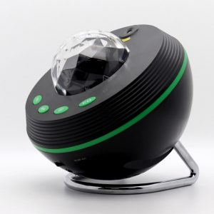 Galaxy Projector and Bluetooth Speaker Remote and Voice Control