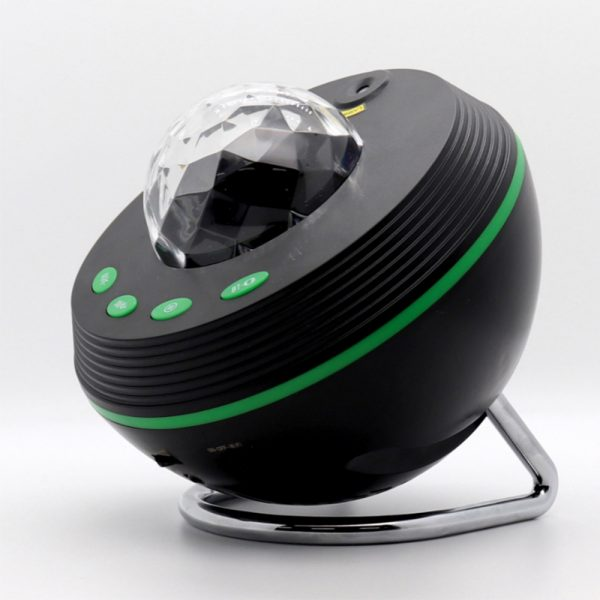 Galaxy Projector and Bluetooth Speaker Remote and Voice Control_1