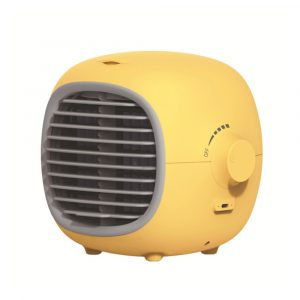 Portable Air Conditioner 200ml Tank Capacity Personal Cooling Fan