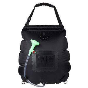 20L Outdoor Camping Hiking Portable Water Storage Shower Bag