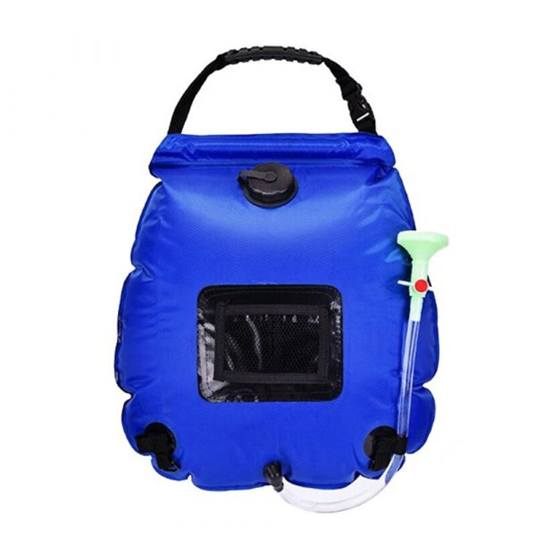 20L Outdoor Camping Hiking Portable Water Storage Shower Bag_2