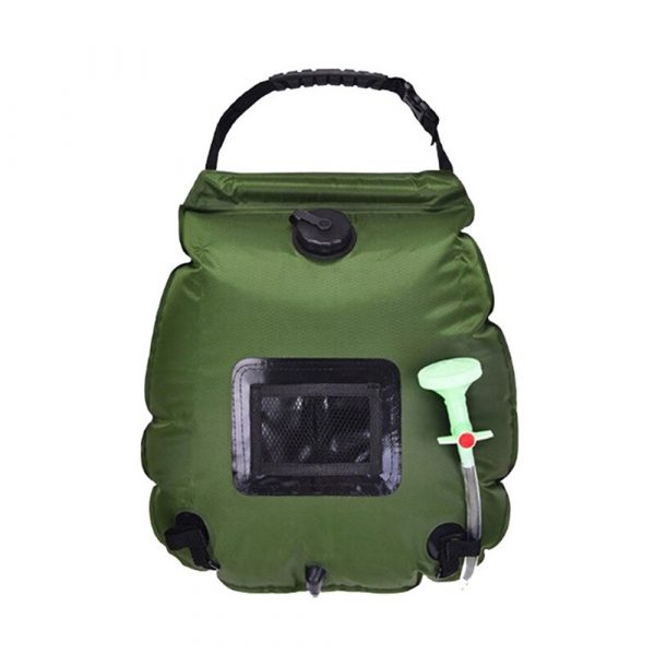 20L Outdoor Camping Hiking Portable Water Storage Shower Bag_3