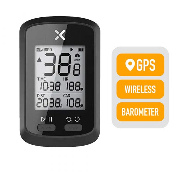 G+ Wireless GPS Bluetooth ANT+ with Cadence Cycling Odometer_9