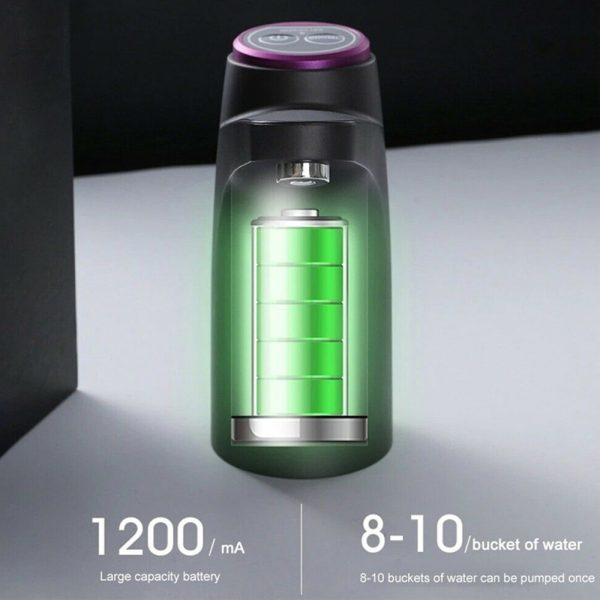 Rechargeable Dispenser Electric Drinking Water Pumping Device_10