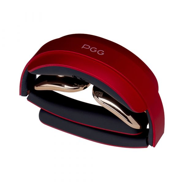 Electrical Pulse USB Rechargeable Foldable Electric Neck Massager_1