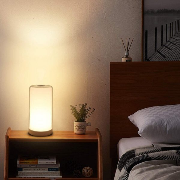LED Touch Control Dimmable Bedside Night Light USB Desk Lamp_4