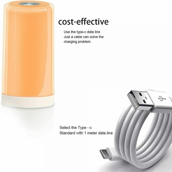LED Touch Control Dimmable Bedside Night Light USB Desk Lamp_7