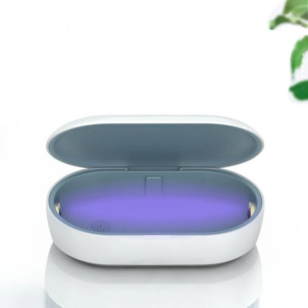 3-in-1 Multifunction Wireless Charger and UVC Disinfecting Box_4