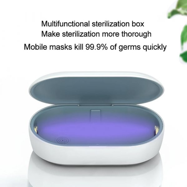 3-in-1 Multifunction Wireless Charger and UVC Disinfecting Box_6