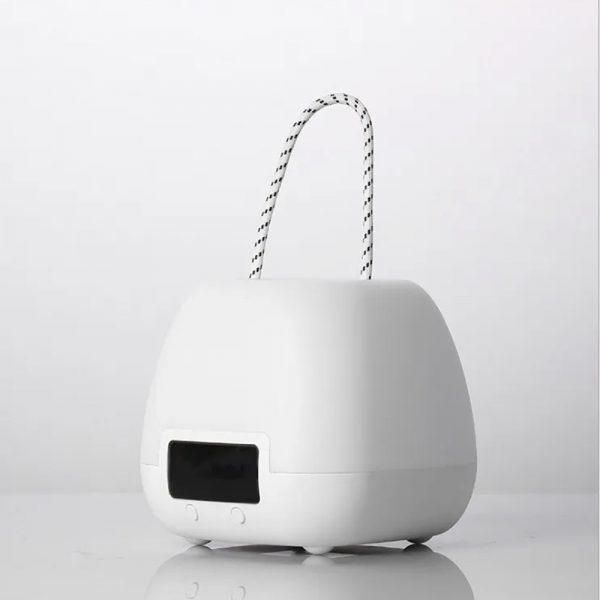 Remote Controlled USB Rechargeable Hanging Bedside Lamp_2