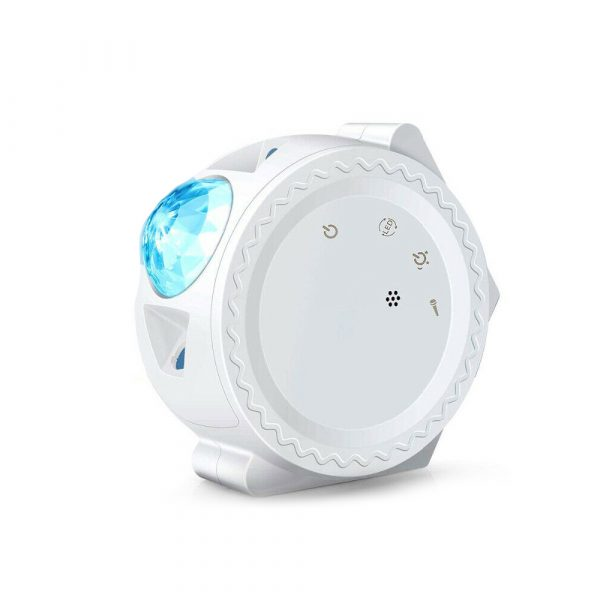360° Rotation LED Star Light Galaxy Projector and Night Lamp_0