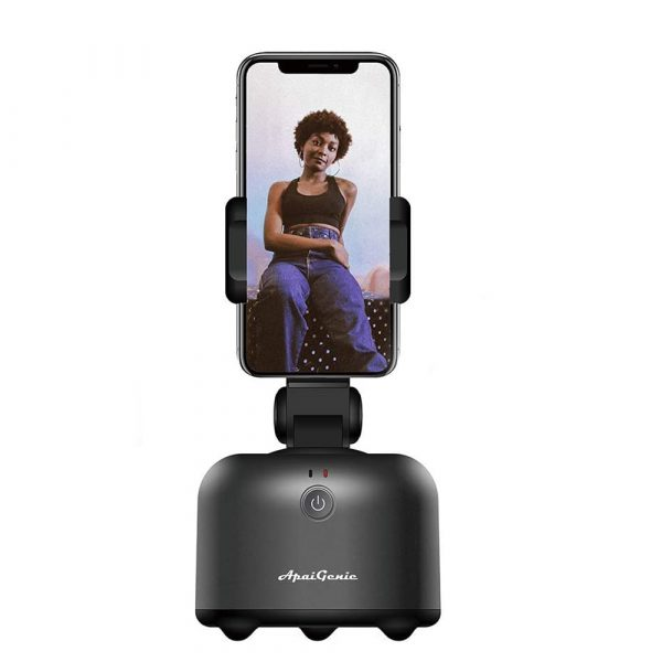 Auto-Tracking Smartphone Holder Handsfree Face Tracking Stand_0