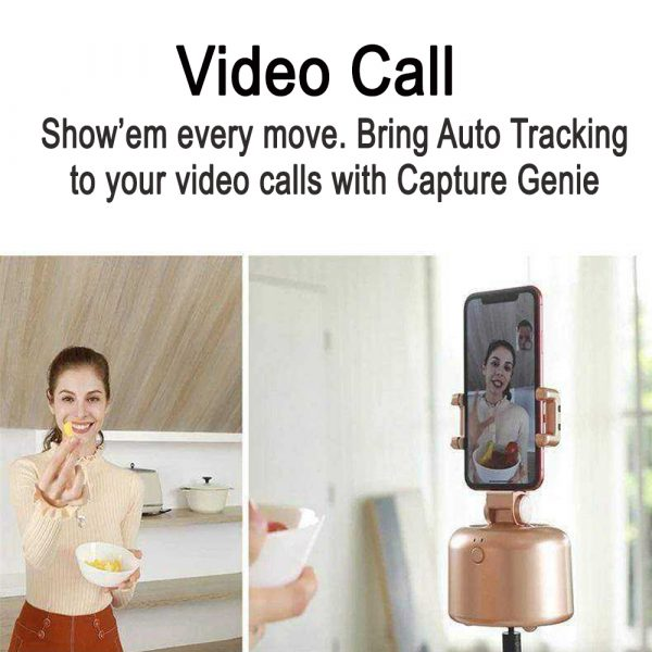 Auto-Tracking Smartphone Holder Handsfree Face Tracking Stand_2