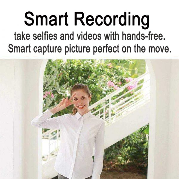 Auto-Tracking Smartphone Holder Handsfree Face Tracking Stand_3