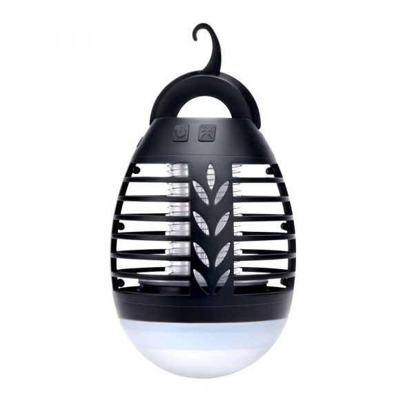Round Egg-shaped Electric Shock-Type Mosquito Repellent Lamp_2