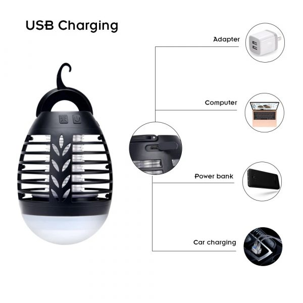 Round Egg-shaped Electric Shock-Type Mosquito Repellent Lamp_5