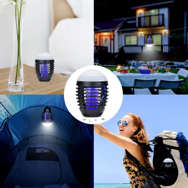 Round Egg-shaped Electric Shock-Type Mosquito Repellent Lamp_11