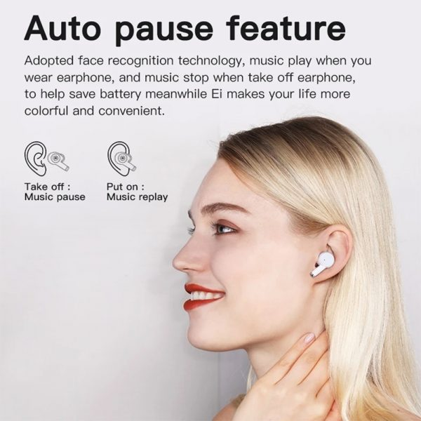 Wireless Earbud in-Ear Earphones with Charging Case and Mic_13