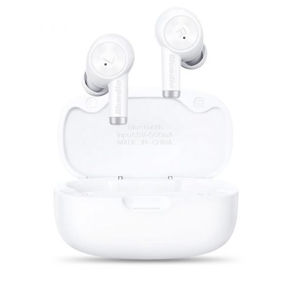 Wireless Earbud in-Ear Earphones with Charging Case and Mic_1