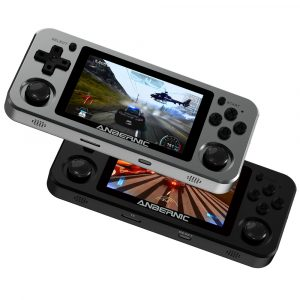 RG351M Handheld Retro Gaming Console with Wi-Fi Function