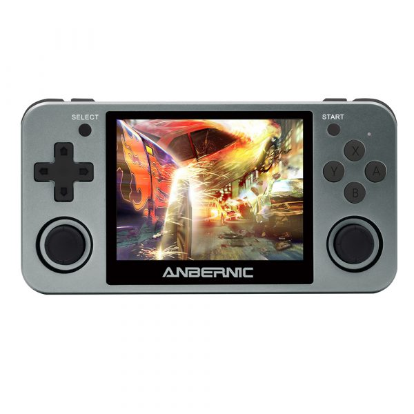 RG351M Handheld Retro Gaming Console with Wi-Fi Function_0