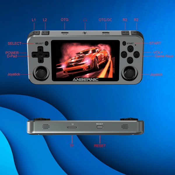 RG351M Handheld Retro Gaming Console with Wi-Fi Function_9