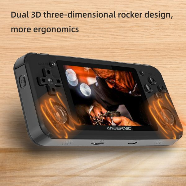 RG351M Handheld Retro Gaming Console with Wi-Fi Function_5