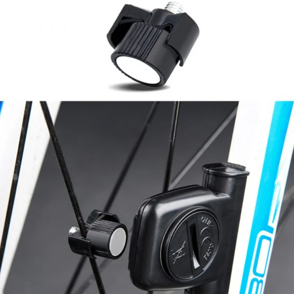 3-in-1 Bicycle Speedometer Rechargeable T6 LED Bike Light_17