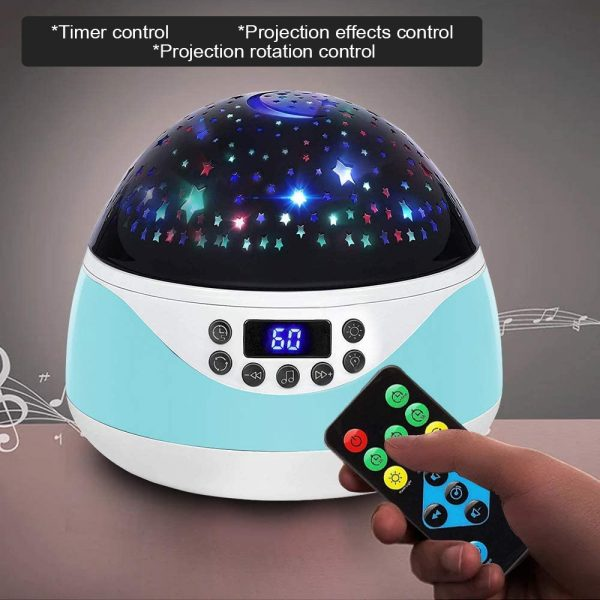 Rotating Projector Night Light with Music for Children's Bedroom_13