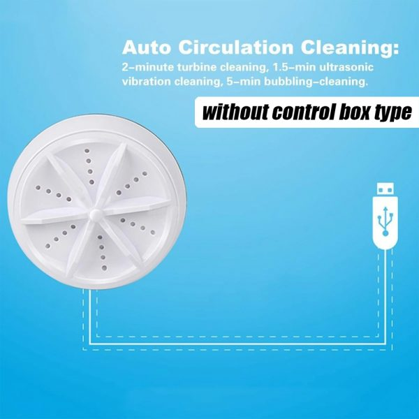 Automatic Cycle Cleaning Modes Personal Mini Turbo Washing Machine_6