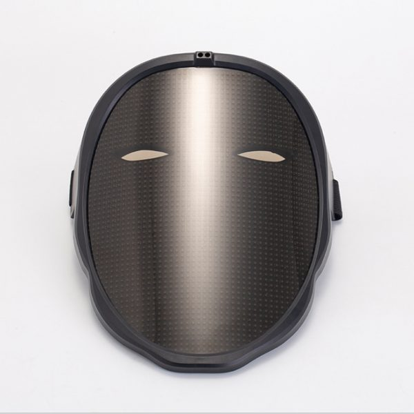 LED Face Transforming Luminous Face Mask for Halloween and Parties_1