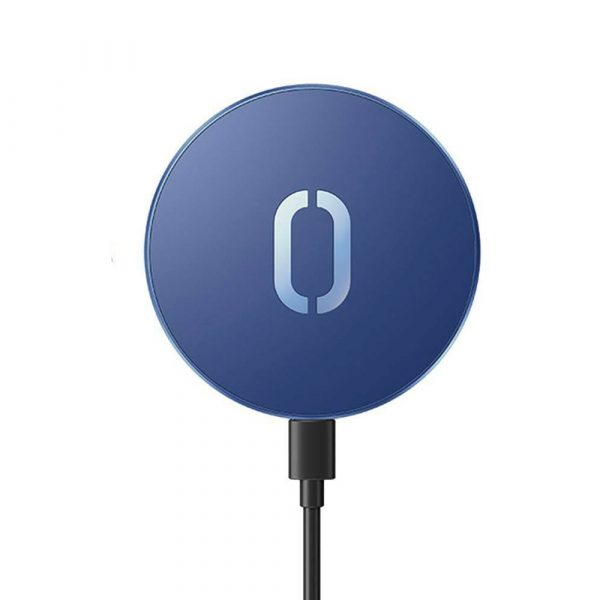 Fast Charging Wireless Magnetic Charger for iPhone 12 Series_2