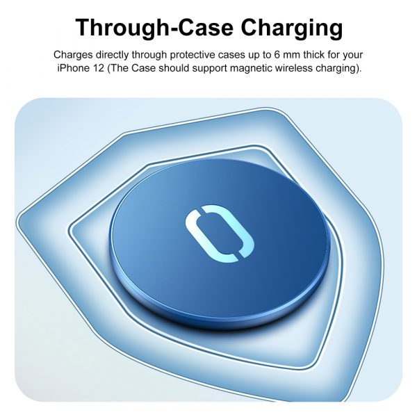 Fast Charging Wireless Magnetic Charger for iPhone 12 Series_17