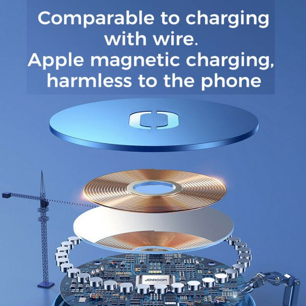 Fast Charging Wireless Magnetic Charger for iPhone 12 Series_13