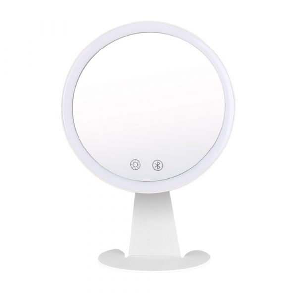 Professional Personal Makeup Mirror with Rechargeable LED Lights_0
