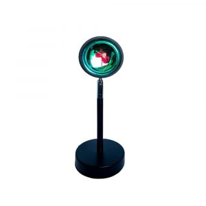 RGB Remote Controlled LED Sunlight Projector Room Decoration