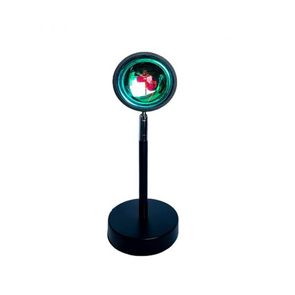 RGB Remote Controlled LED Sunlight Projector Room Decoration_0