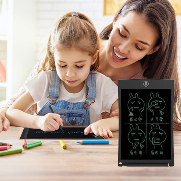 8.5-inch Electronic Digital Writing and Drawing Tablet for Children_3