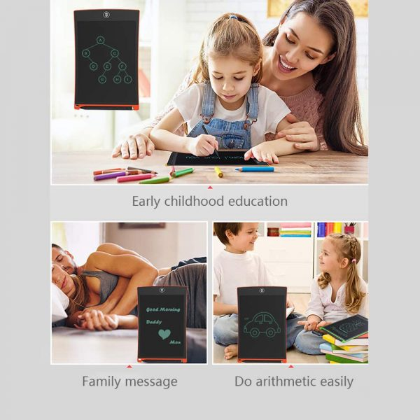8.5-inch Electronic Digital Writing and Drawing Tablet for Children_12