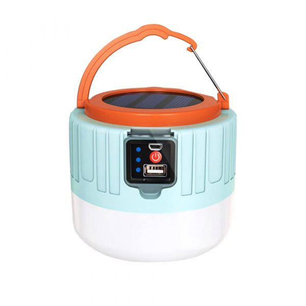 Rechargeable LED Camping Lantern and Emergency Light_0