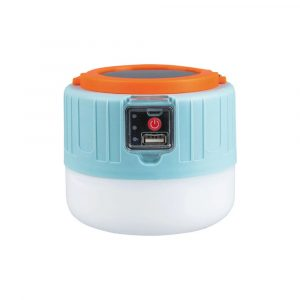 Rechargeable LED Camping Lantern and Emergency Light