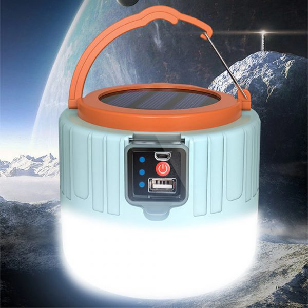 Rechargeable LED Camping Lantern and Emergency Light_3