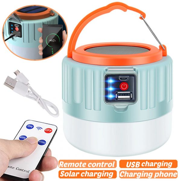 Rechargeable LED Camping Lantern and Emergency Light_7