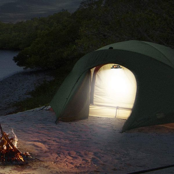 USB Rechargeable Portable Emergency Night Light Tent Lamp_2
