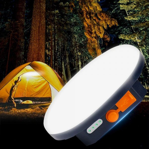 USB Rechargeable Portable Emergency Night Light Tent Lamp_3