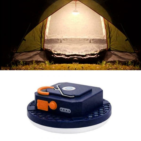 USB Rechargeable Portable Emergency Night Light Tent Lamp_4