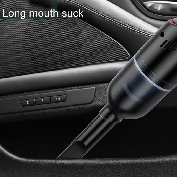 Portable Wireless Mini Car Vacuum Cleaner with Strong Suction_11