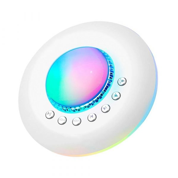Multifunctional White Noise Machine with Star Projector Lamp_1