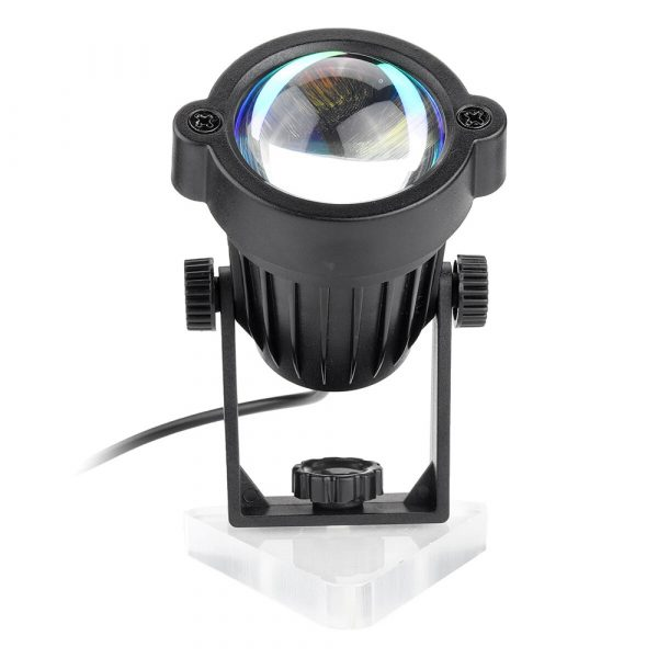 LED Multi-Color Sunset and Rainbow Spotlight Projector_1